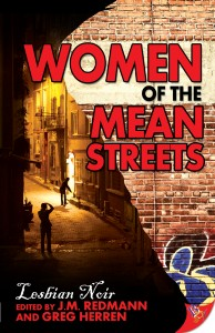 Women of the Mean Streets - Slingshot by Carsen Taite